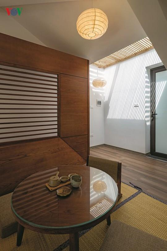 Ngôi nhà mang phong cách Nhật Bản ở miền trung du - Ảnh 12.