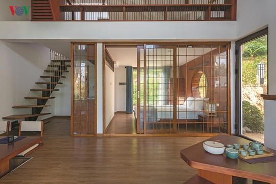 Ngôi nhà mang phong cách Nhật Bản ở miền trung du - Ảnh 3.
