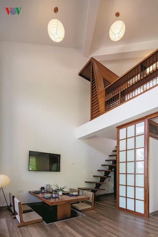 Ngôi nhà mang phong cách Nhật Bản ở miền trung du - Ảnh 5.