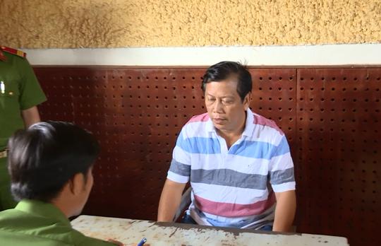 Tam giu Chu tich Cong ty Binh Minh do lien quan duong day xang gia cua dai gia Trinh Suong