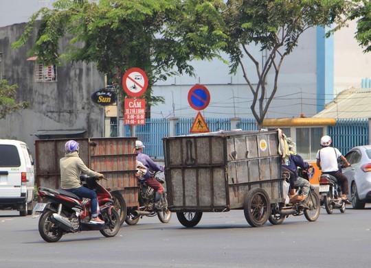 Chuyện chiếc xe chở rác - ảnh 1