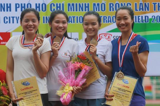 Kết thúc Giải điền kinh quốc tế TP HCM 2019: Nam Định giành ngôi nhất toàn đoàn - ảnh 1