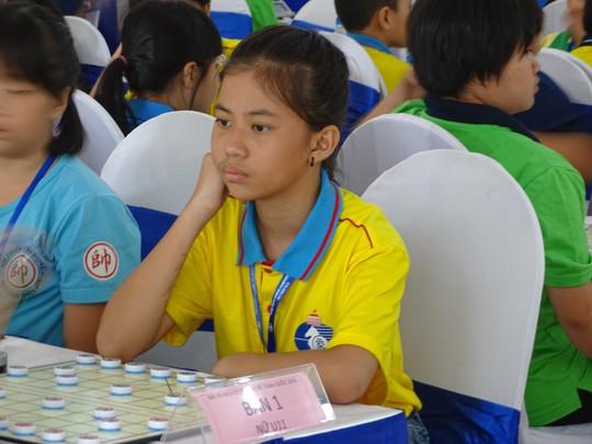 TP HCM gom HCV Giải Cờ tướng trẻ toàn quốc 2019 - ảnh 1