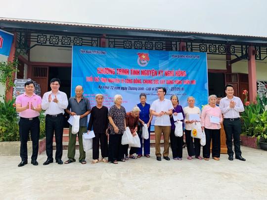 C.P. Việt Nam đồng hành cùng Chiến dịch tình nguyện hè 2019 - Ảnh 1.
