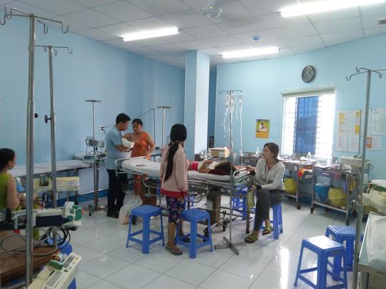 Bệnh viện Nhi Đồng 1 thêm khu điều trị, đăng ký khám bệnh qua app - Ảnh 3.