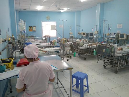 Bệnh viện Nhi Đồng 1 thêm khu điều trị, đăng ký khám bệnh qua app - Ảnh 2.