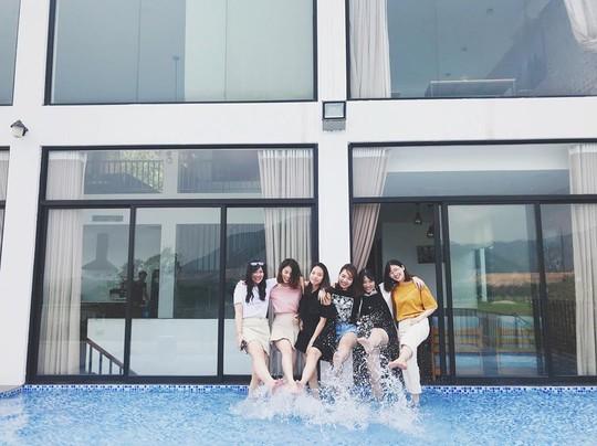 6 biệt thự view đẹp gần Hà Nội, phù hợp đoàn đông người - Ảnh 17.
