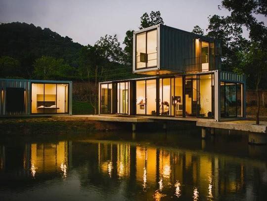 6 biệt thự view đẹp gần Hà Nội, phù hợp đoàn đông người - Ảnh 6.