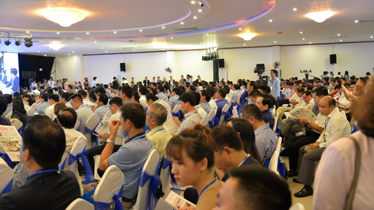 Thủ tướng Nguyễn Xuân Phúc dự hội nghị xúc tiến đầu tư tỉnh Quảng Ngãi - Ảnh 6.