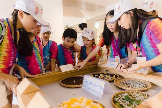 Hào hứng với các lớp học kỹ năng dành cho trẻ ở Vinpearl - Ảnh 8.