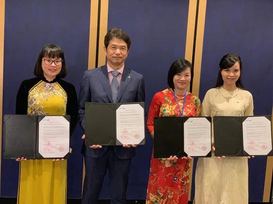 Bamboo Airways kí biên bản ghi nhớ hợp tác với tỉnh Ibaraki và Fukushima - Nhật Bản - Ảnh 1.