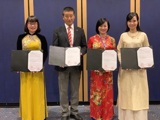 Bamboo Airways kí biên bản ghi nhớ hợp tác với tỉnh Ibaraki và Fukushima - Nhật Bản - Ảnh 2.