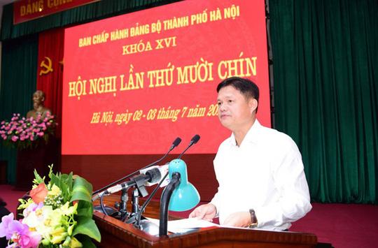 Hà Nội: Kỷ luật 442 đảng viên, cách chức 7 trường hợp trong 6 tháng - Ảnh 1.