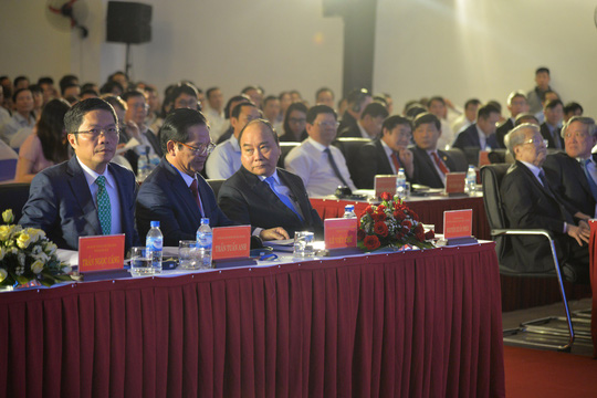 Thủ tướng Nguyễn Xuân Phúc dự hội nghị xúc tiến đầu tư tỉnh Quảng Ngãi - Ảnh 2.