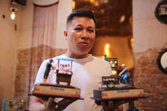 Ngắm Sài Gòn xưa qua mô hình thu nhỏ - ảnh 8