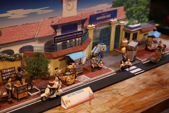 Ngắm Sài Gòn xưa qua mô hình thu nhỏ - ảnh 2