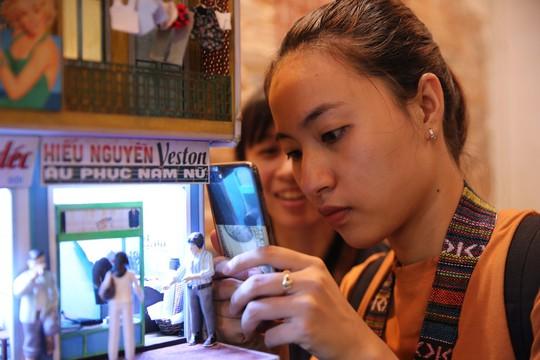 Ngắm Sài Gòn xưa qua mô hình thu nhỏ - ảnh 4