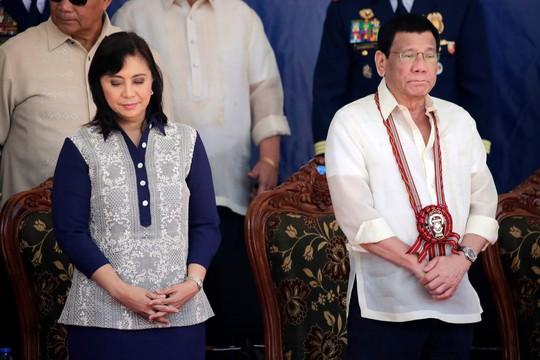"""Philippines buộc tội phó Tổng thống âm mưu """"nổi loạn"""" - ảnh 1"""