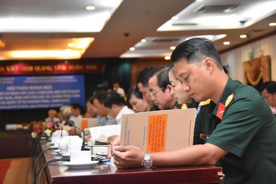 TP HCM với cuộc chiến đấu bảo vệ tổ quốc ở biên giới Tây Nam, biên giới phía Bắc - Ảnh 3.