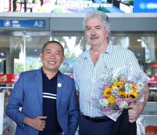 Người đàn ông 8 lần vô địch Siêu trí nhớ thế giới đến Việt Nam - Ảnh 2.