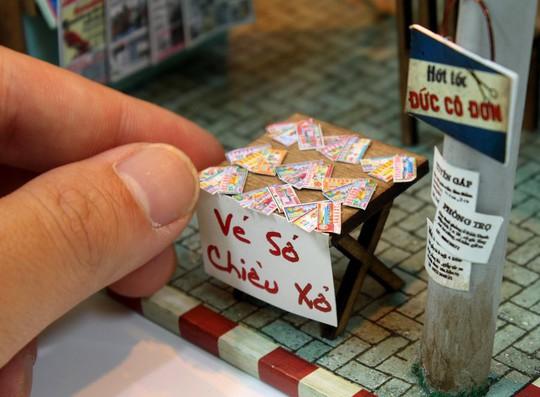 Ngắm Sài Gòn xưa qua mô hình thu nhỏ - ảnh 6