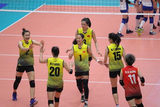 Bóng chuyền U23 Việt Nam tái lập kỳ tích ở Cúp châu Á - Ảnh 6.