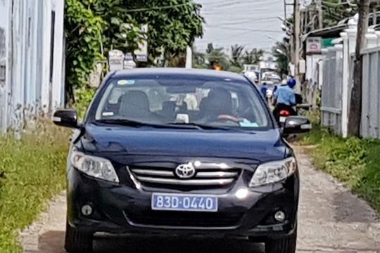 Tỉnh ủy Sóc Trăng vào cuộc vụ xe công đi dự tiệc cưới con Trưởng đoàn Đại biểu Quốc hội - ảnh 2