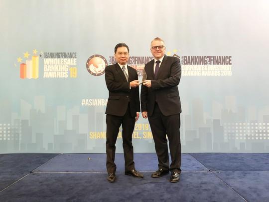 HDBank nhận giải thưởng Ngân hàng bán lẻ nội địa tốt nhất năm 2019 - Ảnh 1.