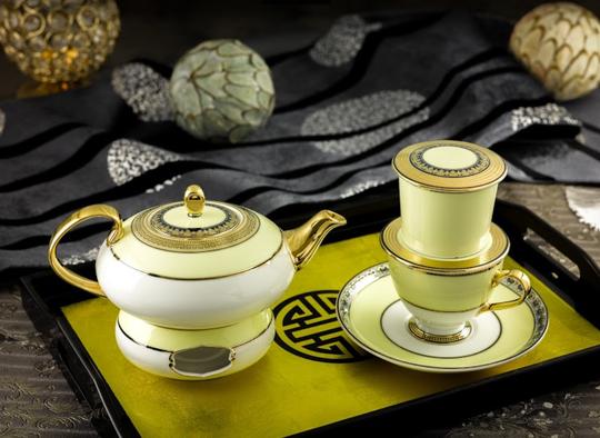 Minh Long tạo phong cách pha trà mới - Ảnh 1.