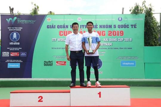 Để Minh Đức đi xa hơn với quần vợt đỉnh cao - Ảnh 1.
