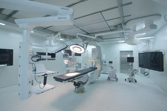 Vinmec điều trị tim mạch theo mô hình chuyên môn chuẩn Mỹ - Ảnh 1.