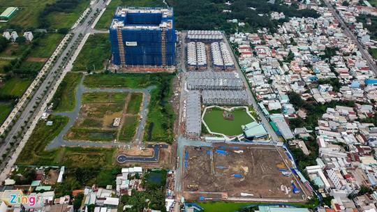 HoREA chỉ ra điểm nghẽn của 130 dự án bất động sản tại TP HCM - Ảnh 1.
