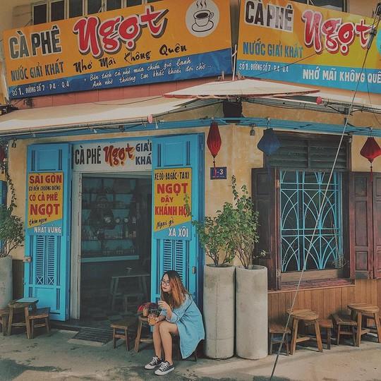 Truy lùng những quán cà phê giúp bạn tìm lại thanh xuân ở TP HCM - Ảnh 20.