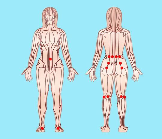 6 cách giảm đau lưng nhanh chóng sau khi ngồi làm việc cả ngày - Ảnh 6.