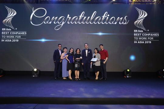 Amway Việt Nam nhận Giải thưởng Nơi làm việc tốt nhất châu Á 2019 - Ảnh 2.