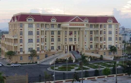 Lùm xùm việc điều động Chánh án TAND TP Thanh Hóa - Ảnh 1.