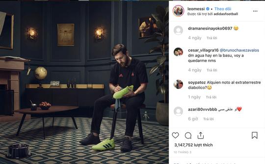 Ronaldo cho Neymar, Messi ngửi khói về thu nhập Instagram - Ảnh 3.