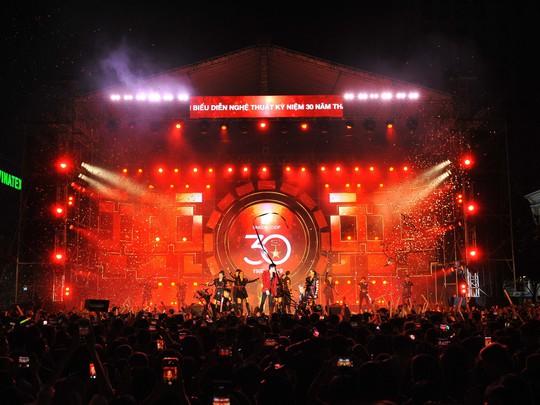 Hàng triệu lượt người trải nghiệm Lễ hội Kỷ niệm 30 năm thành lập Saigon Co.op