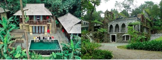 Những biệt thự nghỉ dưỡng gần Hà Nội không thể không đến vào mùa hè này - Ảnh 1.