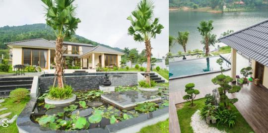 Những biệt thự nghỉ dưỡng gần Hà Nội không thể không đến vào mùa hè này - Ảnh 3.