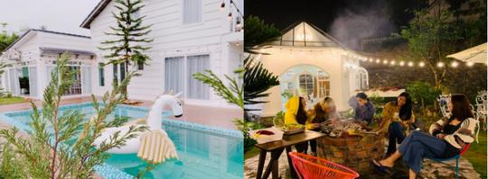 Những biệt thự nghỉ dưỡng gần Hà Nội không thể không đến vào mùa hè này - Ảnh 6.