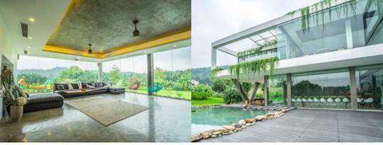 Những biệt thự nghỉ dưỡng gần Hà Nội không thể không đến vào mùa hè này - Ảnh 8.