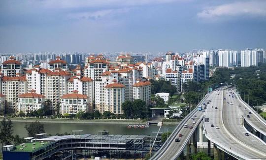 Dân Trung Quốc lại săn lùng bất động sản hạng sang ở Singapore - Ảnh 1.