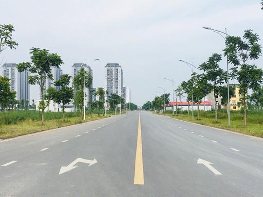 Khu đô thị Thanh Hà đã hoàn thiện đến 90% cơ sở hạ tầng phục vụ người dân - Ảnh 1.