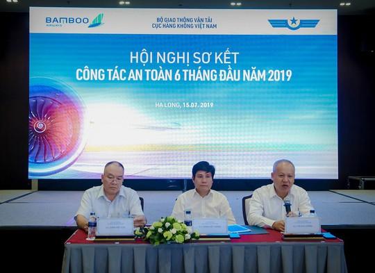 Cục Hàng không: Bamboo Airways tuân thủ nghiêm túc công tác đảm bảo an toàn hàng không - Ảnh 1.