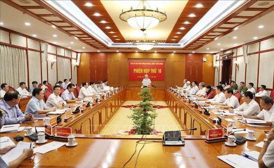 Tổng Bí thư, Chủ tịch nước chủ trì họp Ban Chỉ đạo Trung ương về phòng, chống tham nhũng - ảnh 4