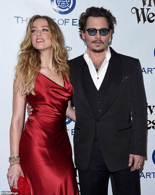 Cướp biển Johnny Depp tung ảnh thê thảm cáo buộc vợ cũ bạo hành - Ảnh 3.