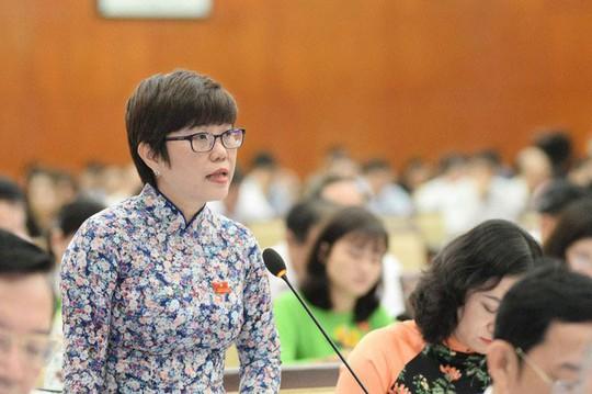 Nữ nhà báo và đại biểu dân cử - Ảnh 1.