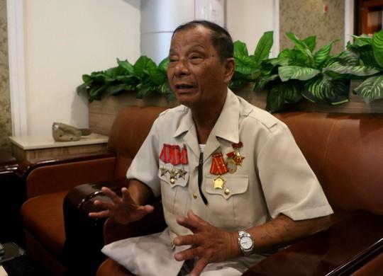 Bí mật hình xăm trên cánh tay người cựu tù binh Côn Đảo - Ảnh 2.