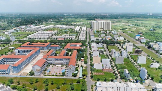 Hạ tầng phát triển, tạo đà cho thị trường BĐS khu Nam TP HCM bứt phá - Ảnh 1.